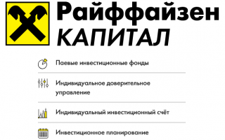 Подробная информация про УК «Райффайзен капитал»